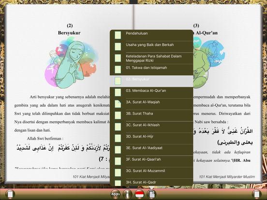 Ways to Become a Muslim Millionaire for iPad iPad Screenshot 3
