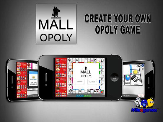 Mall - Opoly screenshot 3