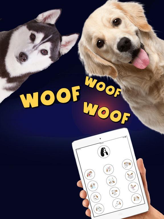 Dog Translator - Talk to pet with woof soundsscreeshot 2