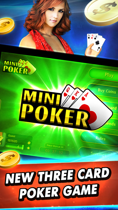 3 card poker mbs