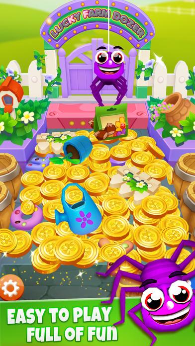 Screenshot 2 Coin Mania Dozer:Coin Dropping Game