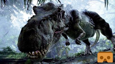 VR Reality Dinosaurs for Google Cardboard screenshot
