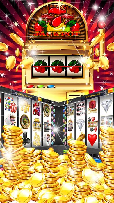 Screenshot 2 счастливые слоты казино Vegas — Uptown двойная спи