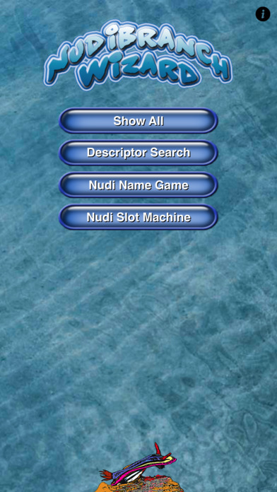Nudibranchs iPhone Screenshot 1