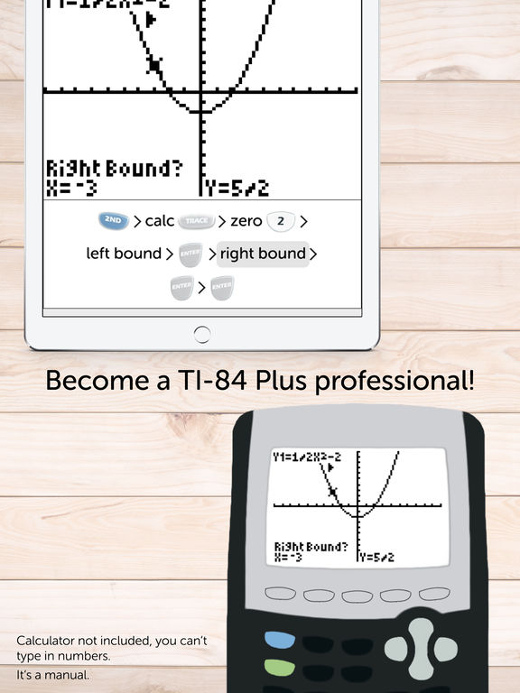 TI 84 Graphing Calculator Manual TI-84 Plus Screenshots
