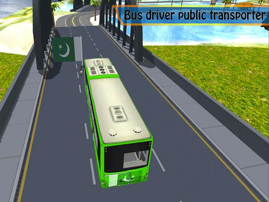 PK Bus Driver Sim Pro screenshot 9
