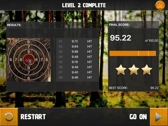Screenshot #3 for Black Bear Target Shooting