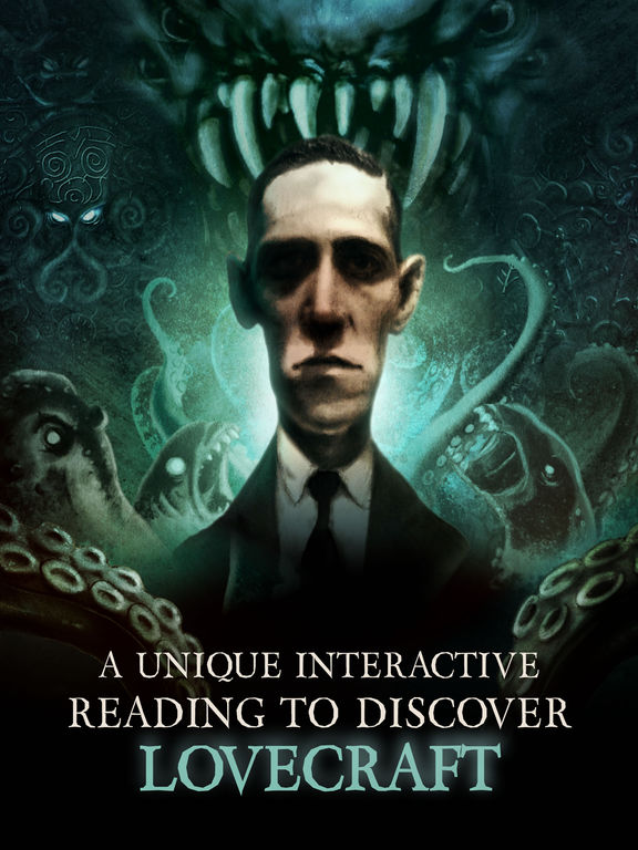 Screenshot #1 for iLovecraft (H.P. Lovecraft Collection Vol.1)