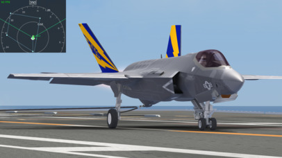 F35 Carrier Landing screenshot 3