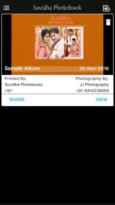Suvidha Photobooks screenshot 2