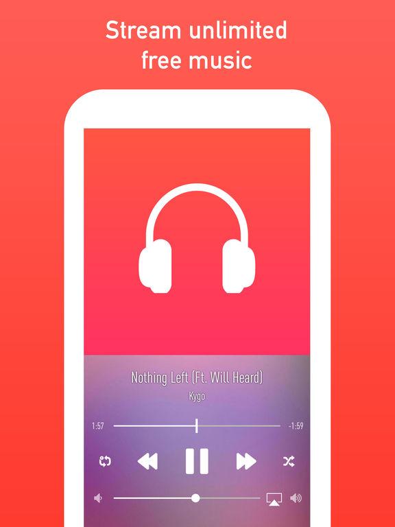 SongFlip - Free Music Streamer screenshot 4