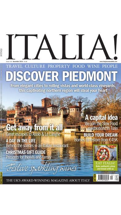 Italia! iPhone Screenshot 2