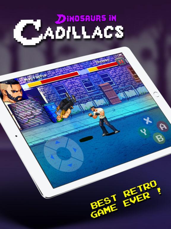 App Shopper Dinosaurs And Cadillacs Games