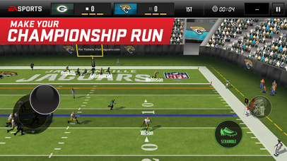 Screenshots of MADDEN NFL Mobile for iPhone