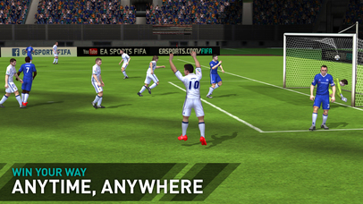 Screenshots of FIFA Mobile Soccer for iPhone