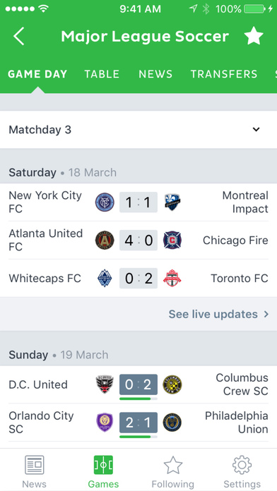 Onefootball - Soccer Scores & Live News on the App Store