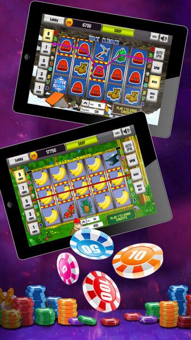 Screenshot 5 Ретро Слоты — Игровые Автоматы Удачи
