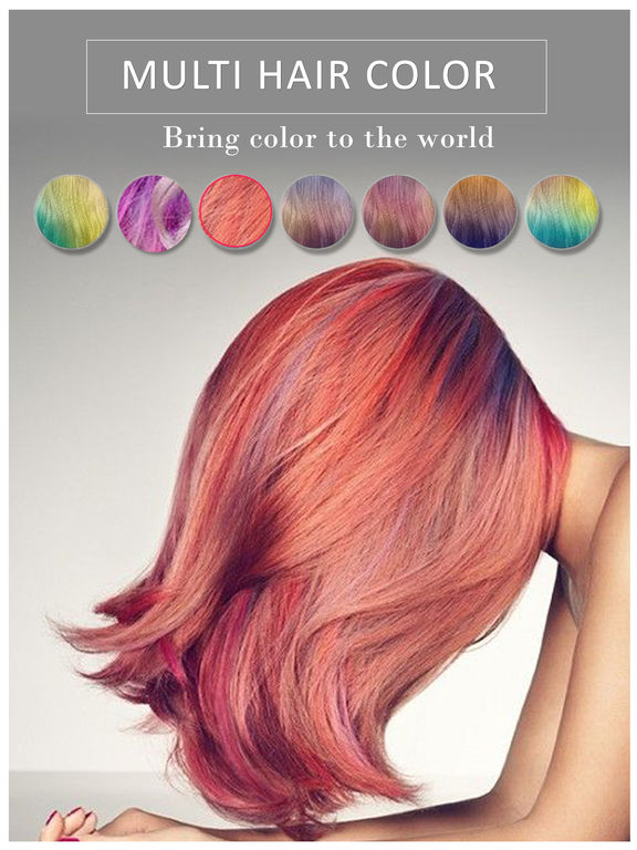 Best Hair Color Changer Appbest Hair Colour App On The App Store