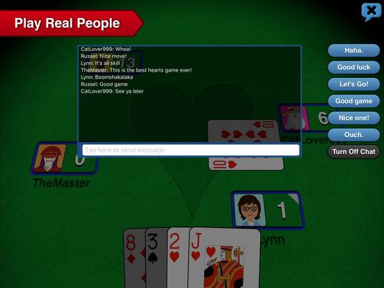 Hearts+ Free iPad Screenshot 5