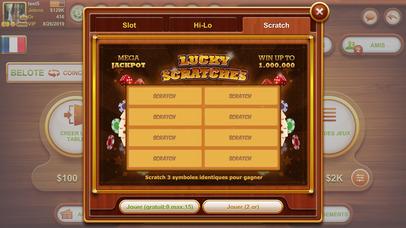 Screenshot 4 iBelote — Belote et Coinche