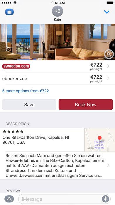 Flugsuche - für Urlaub und Geschäftsreisen iPhone Screenshot 8