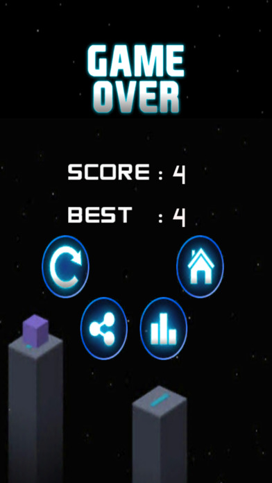Cube Cross Adventure screenshot 2