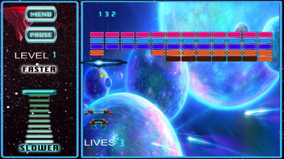 A Space Breakout Hero Pro - Fun Jump screenshot 2