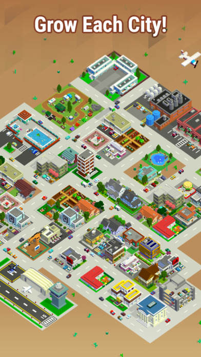 Bit City screenshot 2