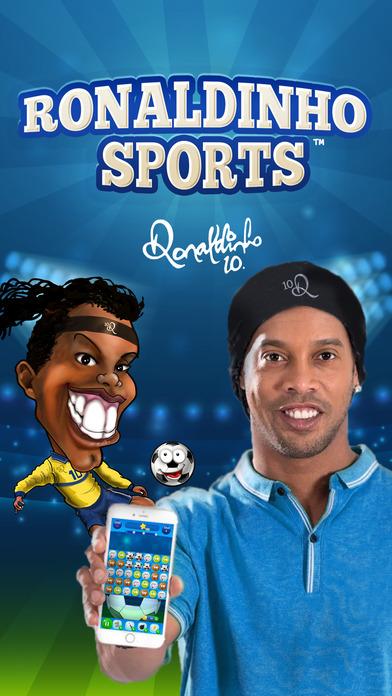 Ronaldinho Sports ™ screenshot 1