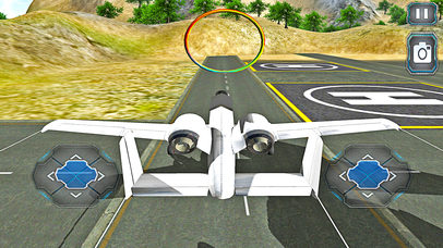 Air war Jet Battles Simulation screenshot 2