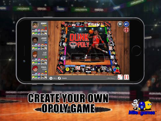 Dunkopoly screenshot 6