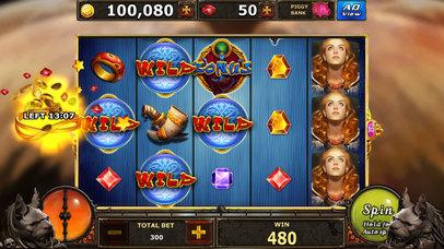 Screenshot 1 Slots — The King's Wrath