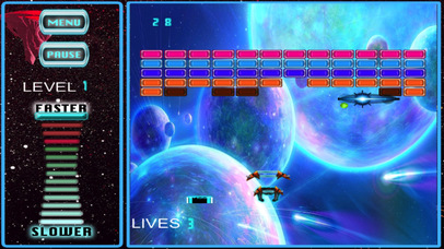 A Space Breakout Hero Pro - Fun Jump screenshot 1