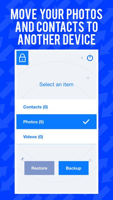 COPY DATA Phone transfer app image
