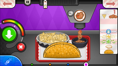 Papa's Taco Mia To Go! screenshot 4