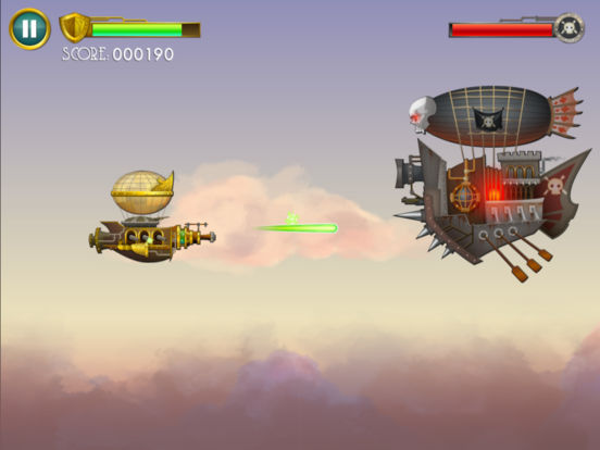 Airship Squadron Defender screenshot 7