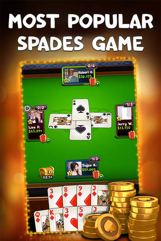 Spades Plus screenshot 1