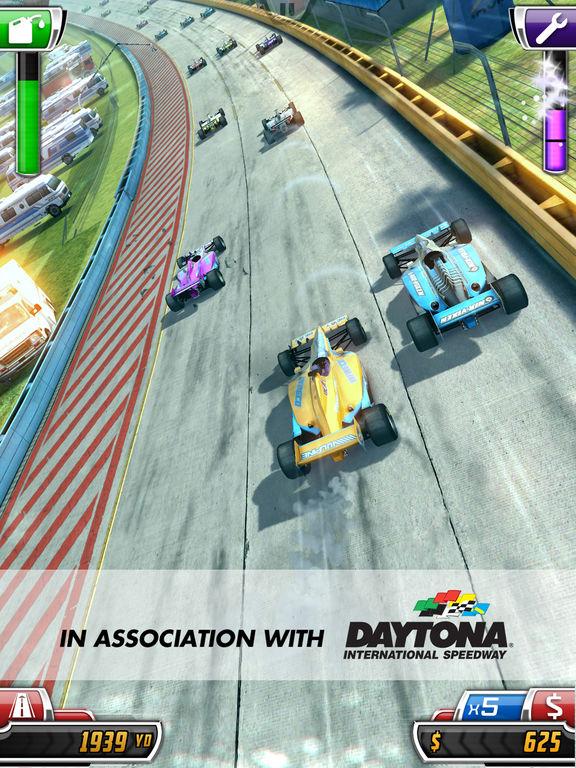 Скачать игру Daytona Rush