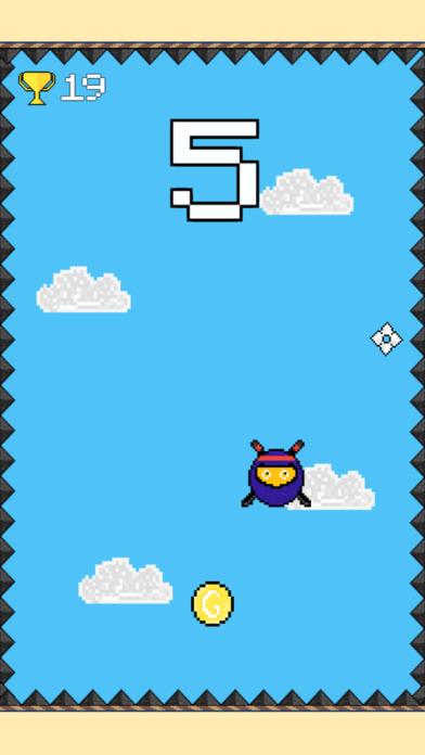 Ninja Pop - Do not pop screenshot 3