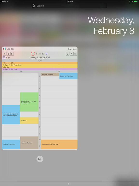 LifeOn Screenshots