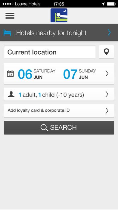 HotelForYou iPhone Screenshot 5