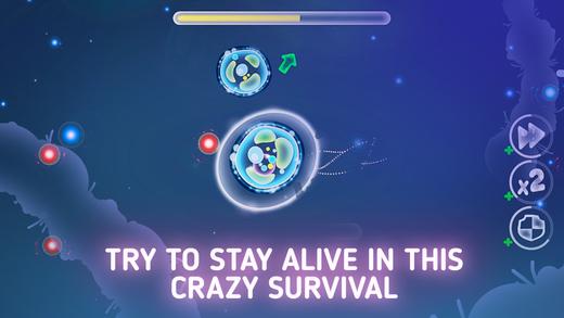 Micro World Evolution - Bacteria Battle PRO Screenshots