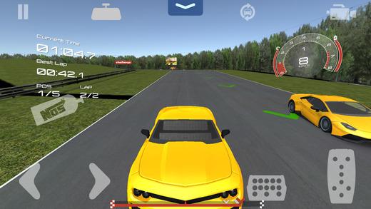 Real Racing Top Speed Screenshots