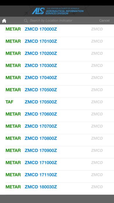 Metar Taf Mongolia screenshot 4