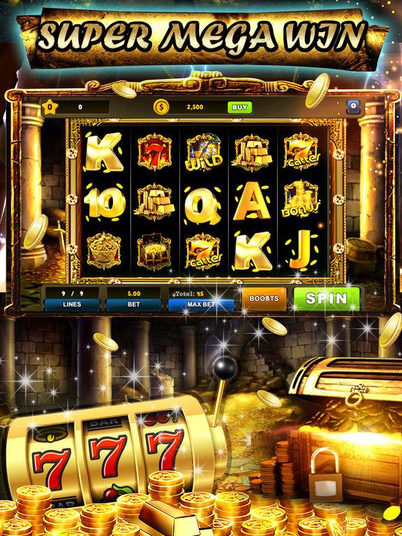 Golden 7's Jackpot slots – City of secret chestscreeshot 3