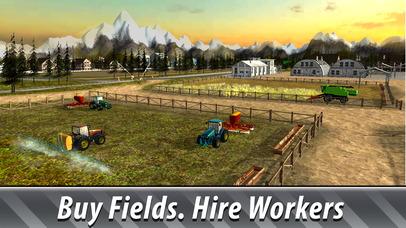Euro Farm Simulator: Corn Full screenshot 2