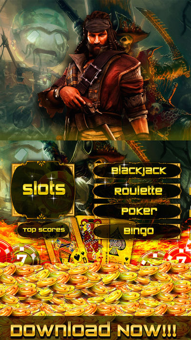 Screenshot 1 The Pirates Casino Master 2017
