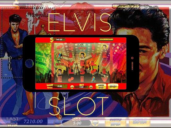 Elvis slots app