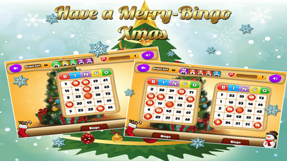 Bingo Jingle - Merry Time With Multiple Daubs screenshot 4