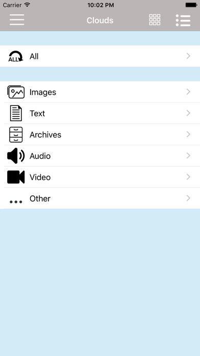 CloudApp Mobile for iCloud Devices screenshot 3